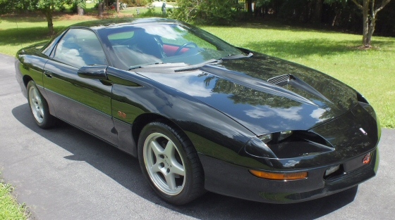Photo of 1997 Camaro SS 30TH Anniversary Edition Coupe