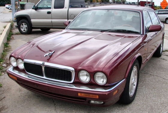 Photo of  1997 JAGUAR  XJ-Series XJ6  4 DR SEDAN