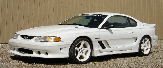 1997 saleen mustang. Black Bedroom Furniture Sets. Home Design Ideas
