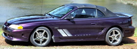1997 saleen s281 convertible no 127 of 196 low miles. Black Bedroom Furniture Sets. Home Design Ideas