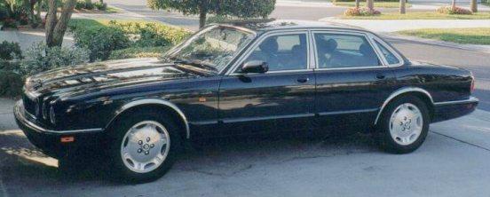 97 jaguar xj6 for sale