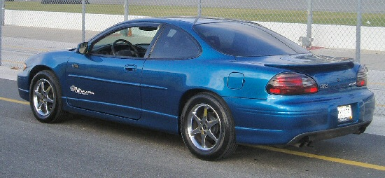 1998 Pontiac 'GTX/GTP' RAM AIR DAYTONA 500 PACE CAR