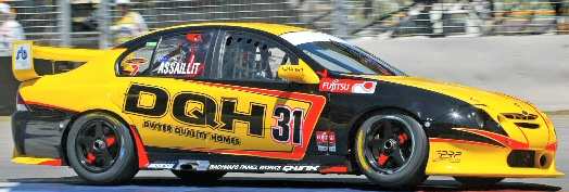 1999 Ford Falcon AU V8 Supercar