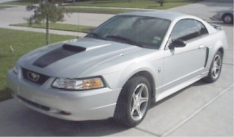 1999 Mustang GT - 35th Anniversary  Edition