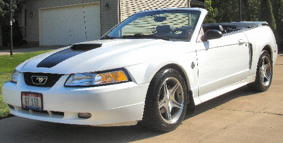 1999 35th anniversary limited edition mustang gt convertible. Black Bedroom Furniture Sets. Home Design Ideas