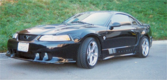 1999 saleen s281 mustang. Black Bedroom Furniture Sets. Home Design Ideas