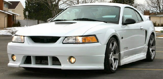 2000 Stage II Roush Mustang