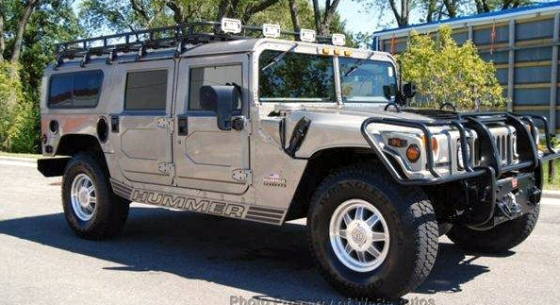 Photo of 2001 AM General H1 Hummer SUV