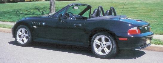 BMW Z Convertible - 2001 bmw convertible
