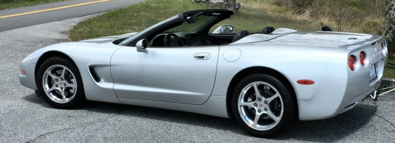 Photo of 2001 Corvette Convertible With  Only 32,000 Miles