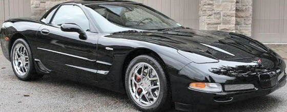 Photo of 2002 Chevrolet Corvette Z06With Only 2,244 Original Miles