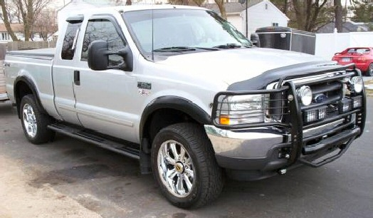2002 Ford Custom F250 SD 4X4