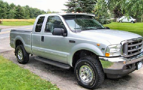 2002 f250 4x4
