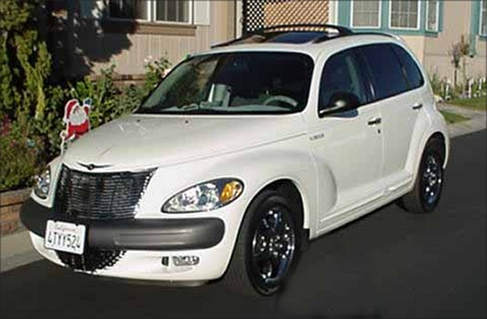 2002 PT Cruiser Limited Edition