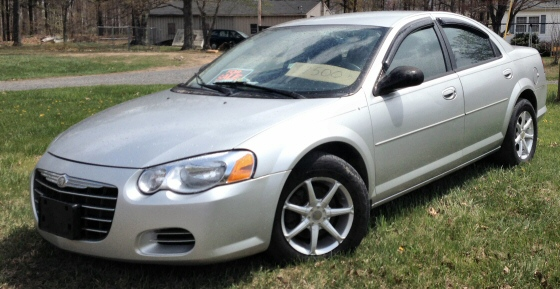 Photo of 2004 Chrysler Sebring 4DR Sedan