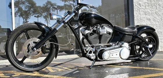 2004 Motor City Custom Built Motorcycle