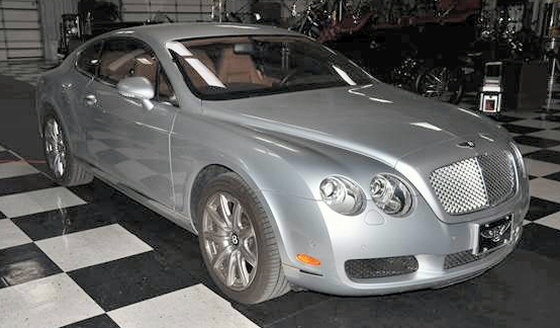 Photo of 2005 Bentley Continental GT AWD Coupe