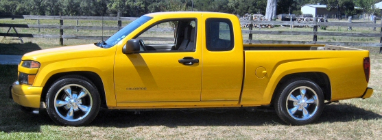 2005 Chevy Colorado Pickup