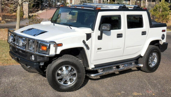 Rain Guards For Cars >> 2006 Hummer H2 Luxury Sport Utility
