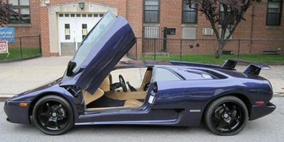2006 Lamborghini Diablo Replica
