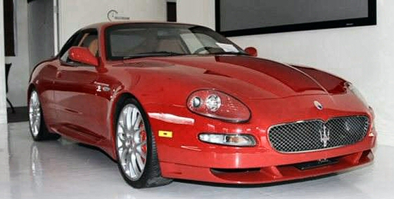 Photo of 2006 Maserati GranSport Coupe