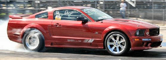 2006 Saleen S281 Supercharged Mustang