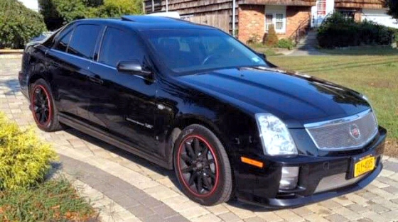 supercharged 2007 cadillac sts v series for sale. Cars Review. Best American Auto & Cars Review