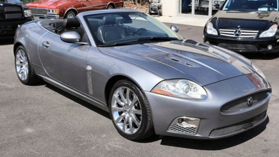 Photo of 2007 Jaguar XKR Convertible