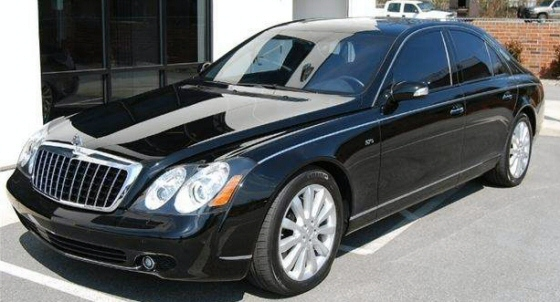 Photo of 2007 Maybach 57S