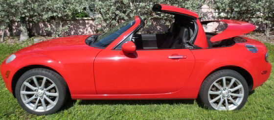 Photo of 2007 Mazda MX-5 Grand Touring Power Retractable HardTop