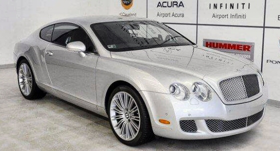 Photo of Bentley Continental GT Speed Coupe