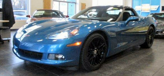 Photo of 2008 Chevrolet Corvette Coupe