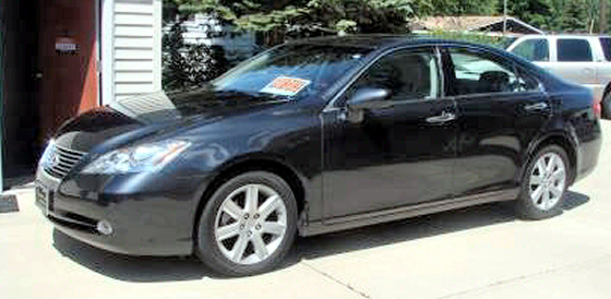 Photo of 2008 LEXUS ES350 4DR Sedan With Only 21,000 Miles