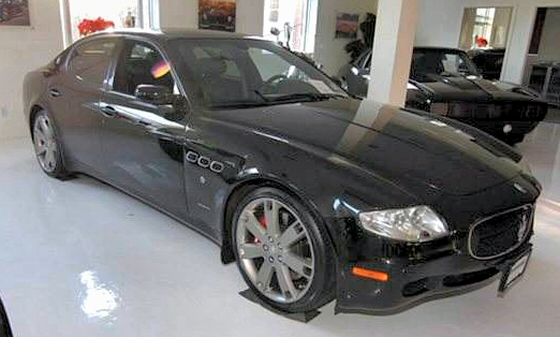 Photo of 2008 MASERATI QUATTROPORTE GTS
