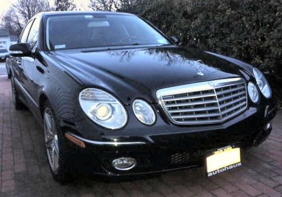 2008 mercedes benz e320 bluetech diesel. Black Bedroom Furniture Sets. Home Design Ideas