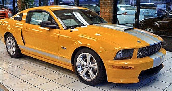 Photo of 2008 Shelby GT-C Mustang