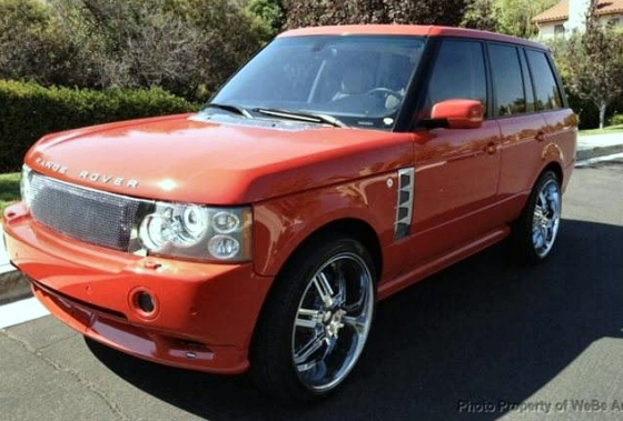 Photo of 2009 Range Rover Custom Supercharged