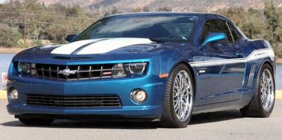 Photo of 2010 Chevy Camaro Hennessey 550 Edtion Coupe