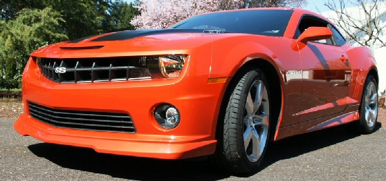 Photo of  2011 Chevrolet Camaro 2SS Coupe