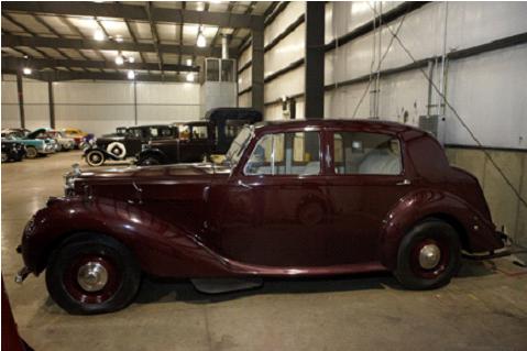 1946 Bentley MarkShabby Paper - Bentley Mk Vi Wiring Diagram