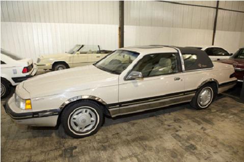 1988 Ford Mercury Cougar