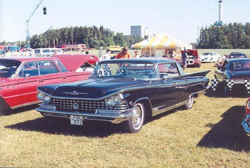 1959 Buick Electra 4 Door Hardtop