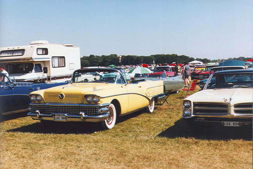 American Muscle Car >> 1958 Buick Limited Convertible