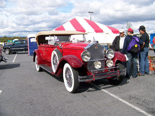 Hershey Car Show >> 1929 Packard Body by Dietrich
