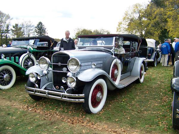 Hershey Car Show >> 1931 Jordan