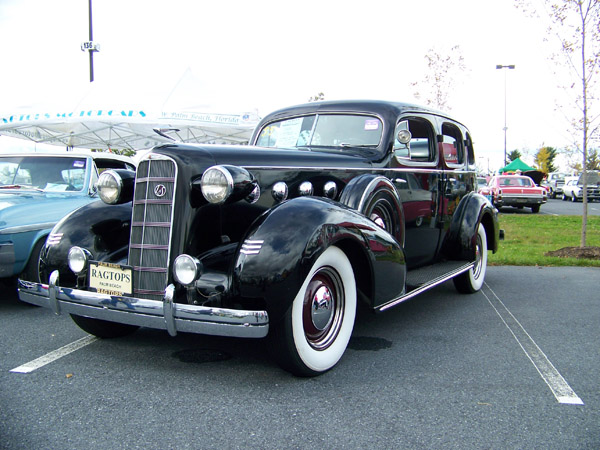 Hershey Car Show >> 1935 LaSalle