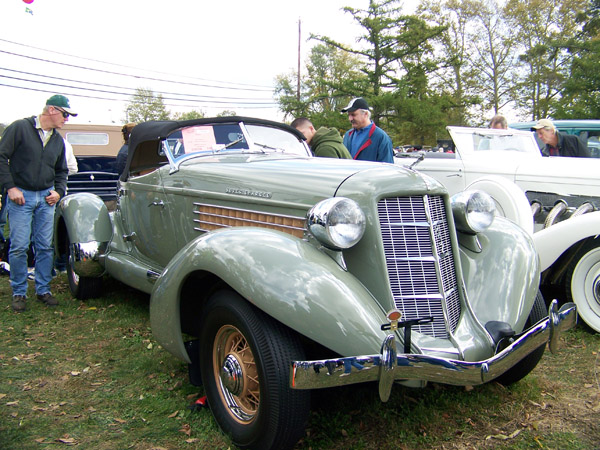 Back To Car Show Picture Gallery