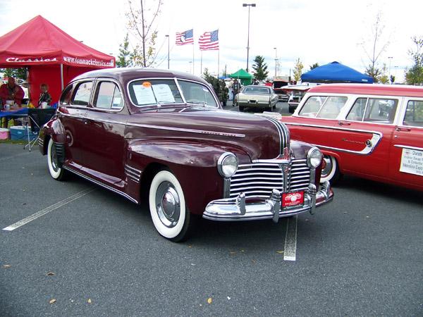 Hershey Car Show >> 1941 Pontiac