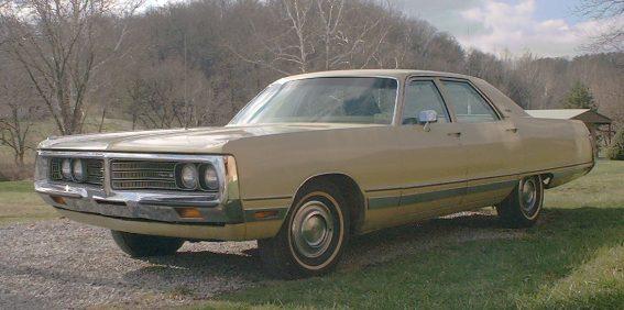 Chrysler collector car