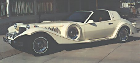 1990 National Motor Cars Johnson Phantom Classic